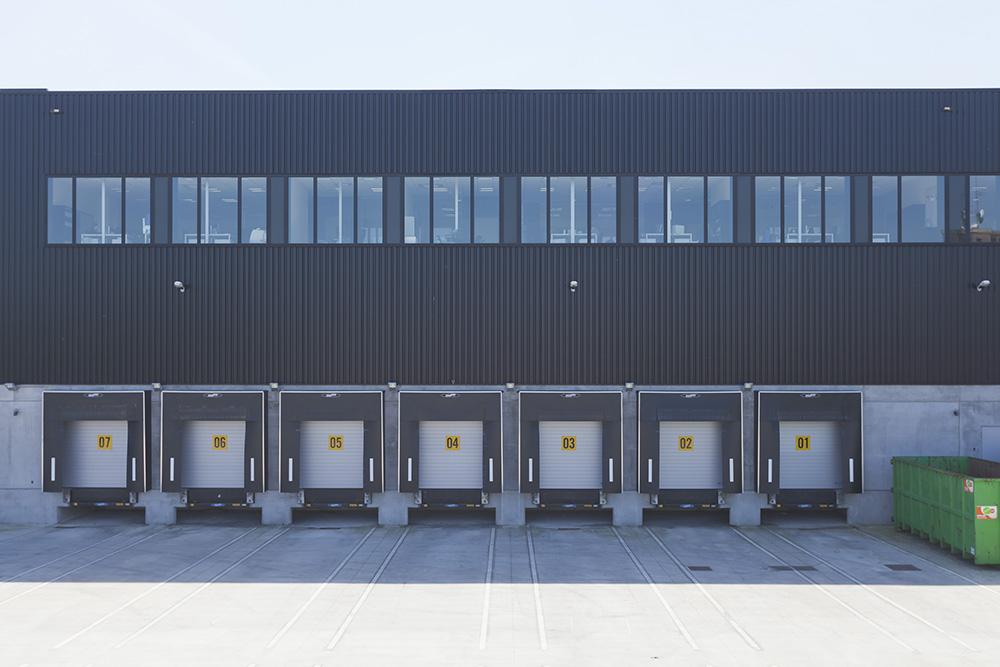 BH Logistics Brugge