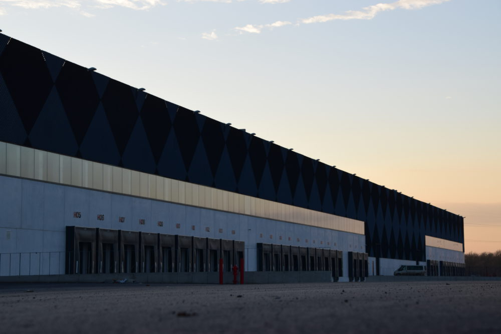 Antwerp East Port VI-X